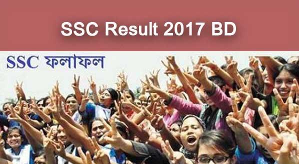 SSC Result board 2017